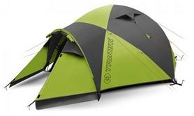 Палатка четырехместная Trimm Base Camp-D lime/green