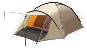 Палатка четырехместная Trimm sand бежевая