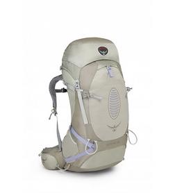 Рюкзак туристический Osprey Aura AG 50 л Silver Streak WM