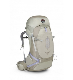 Рюкзак туристический Osprey Aura AG 50 л Silver Streak WS