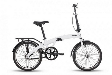Велосипед городской Pride Mini 20