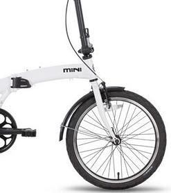 Фото 2 к товару Велосипед городской Pride Mini 20