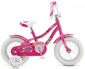 "Велосипед детский Schwinn Pixie girl 12"" 2017 розовый"
