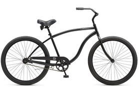 """Велосипед городской Schwinn Cruiser S1 26"""" 2017 черный"""