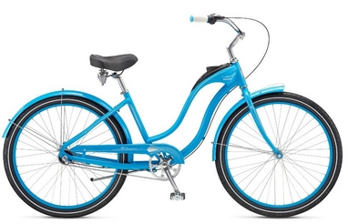 Велосипед городской Schwinn Debutante Women 26