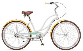"Велосипед городской Schwinn Fiesta Women 26"" 2017 белый"