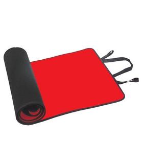 Коврик для фитнеса Rising 7 мм красный