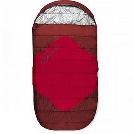 Мешок спальный (спальник) Trimm Divan 195 R red/dark правый