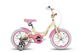 """Велосипед детский 16"""" Pride Alice 2016 бежевый матовый"""