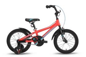 """Велосипед детский 16"""" Pride Arthur 2016 красный матовый"""