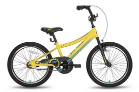 """Велосипед детский 20"""" Pride Jack 2016 желто-синий матовый"""