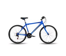 """Велосипед подростковый горный Pride XC-1.0 26"""" 2016 сине-черный матовый, рама - 21"""""""