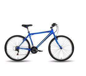 """Велосипед подростковый горный Pride XC-1.0 26"""" 2016 сине-черный матовый, рама - 19"""""""