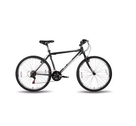 """Велосипед подростковый горный Pride XC-1.0 26"""" 2016 черно-белый матовый, рама - 17"""""""
