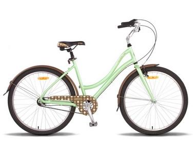 Велосипед городской Pride Classic 26