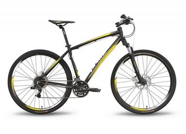 Велосипед гибридный Pride Cross 3.0 28