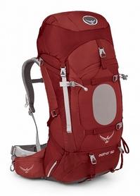 Рюкзак туристический Osprey Aether 60 л Arroyo Red MD