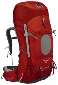 Рюкзак туристический Osprey Ariel 55 л Vermillion Red WM
