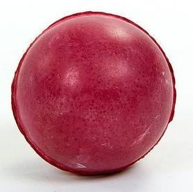 Мяч для метания UR C-3792 красный