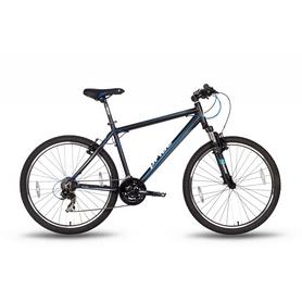"""Велосипед горный 26'' Pride XC-2.0 черно-синий матовый, рама - 21"""""""