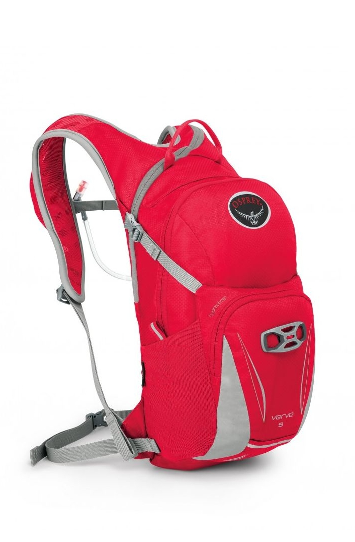 Рюкзак спортивный Osprey Verve 9 л Scarlet Red O/S