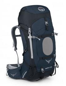 Рюкзак туристический Osprey Aether 60 л Midnight Blue LG