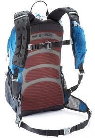 Фото 2 к товару Рюкзак велосипедный Osprey Escapist 18 л Indigo Blue S/M
