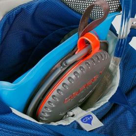 Фото 4 к товару Рюкзак велосипедный Osprey Escapist 18 л Indigo Blue S/M