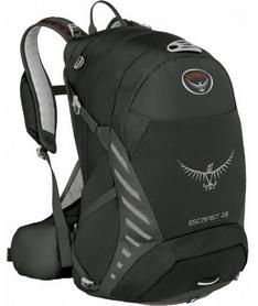 Фото 1 к товару Рюкзак велосипедный Osprey Escapist 25 л Black M/L