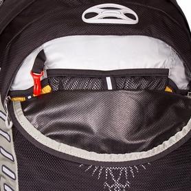 Фото 4 к товару Рюкзак велосипедный Osprey Escapist 25 л Black S/M