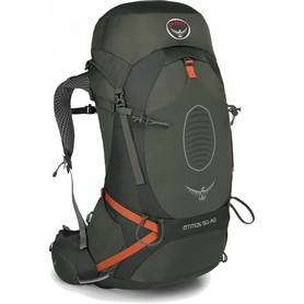 Рюкзак туристический Osprey Atmos AG 50 л Graphite Grey серый LG