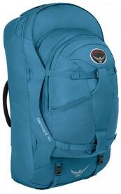 Рюкзак туристический Osprey Farpoint 70 л Caribbean Blue M/L