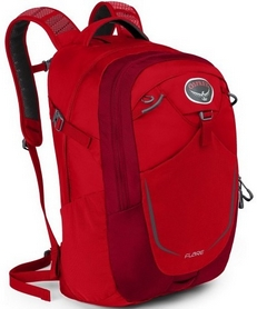 Рюкзак городской Osprey Flare 22 л Cardinal Red O/S