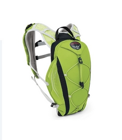 Фото 1 к товару Велорюкзак Osprey Rev 1.5 л Bolt Flash Green M/L