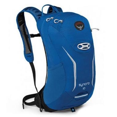 Велорюкзак Osprey Syncro 10 л Blue Racer S/M