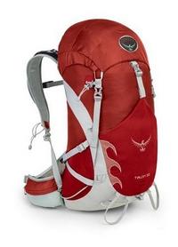 Рюкзак туристический 33 л Osprey Talon Rush Red M/L