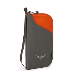 Кошелек Osprey Document Zip Wallet Poppy Orange
