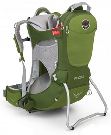 Рюкзак-переноска туристический Osprey Poco AG Ivy Green O/S