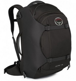 Рюкзак туристический Osprey Porter 46 л Black O/S