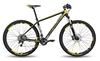 Велосипед горный Pride XC-29 PRO 2.0 29'' 2016 черно-жёлтый матовый, рама - 21