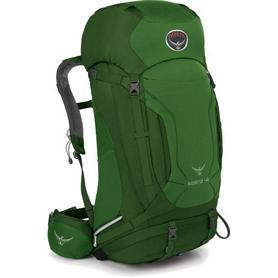 Рюкзак туристический Osprey Kestrel 48 л Jungle Green зеленый S/M
