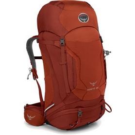 Рюкзак туристический Osprey Kestrel 68 л Dragon Red красный M/L