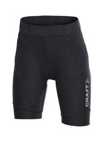 Велошорты детские Craft Jr Bike Shorts черные