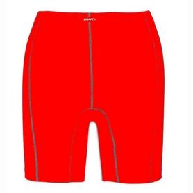Термошорты женские Craft Pz wn Boxer красные