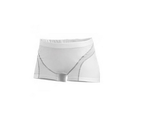 Шорты женские Craft PC Wn boxer mesh белые