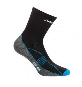 Носки унисекс Craft Cool Run Sock черные
