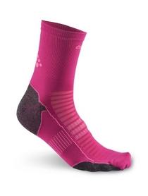 Носки унисекс Craft Cool Run Sock малиновые