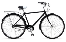 "Велосипед городской Schwinn Coffee 1 2015 black - 28"", рама - 16"""