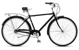 Фото 1 к товару Велосипед городской Schwinn Coffee 1 2015 black - 28