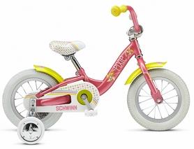 "Велосипед детский Schwinn Pixie Girl 2016 pink - 12"""